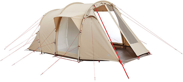 Big Agnes Mad House 6 Telt, redgray | Find outdoortøj, sko